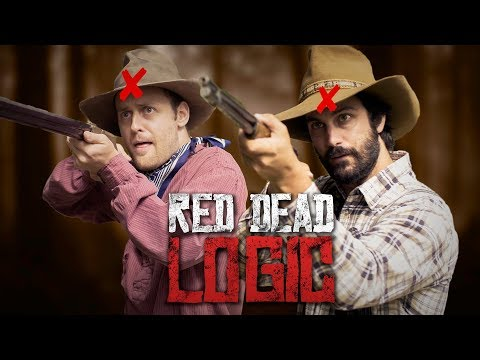 Red Dead Logic – Dead Eye