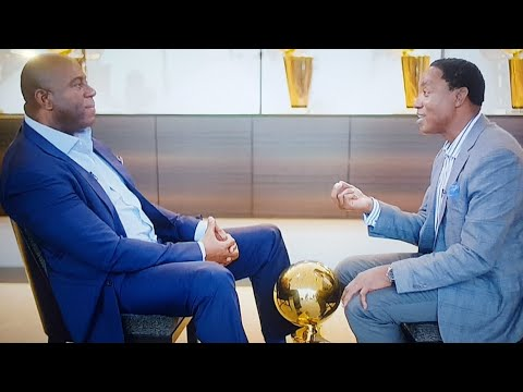 Isiah & Magic One On One Sitdown Review