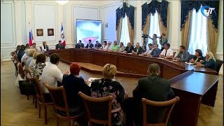 В Великом Новгороде прошел круглый стол по формированию комфортной городской среды
