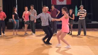 CSC 2015 - Rockabilly Jive -  Advanced Jack & Jill Finals