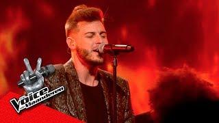 Vergeet Rocky Balbao; here comes Bert! | Liveshows | The Voice van Vlaanderen | VTM