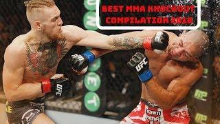 Best MMA Knockout Compilation 2018