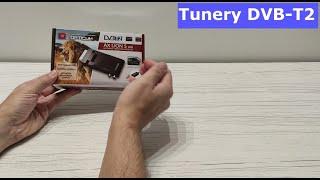 OPTICUM AX Lion 5 Air - recenzja tunera DVB-T2 z H.265 HEVC którego schowasz za telewizor