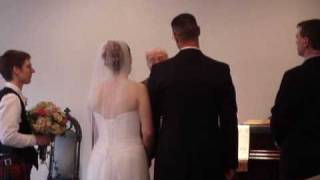 Rob Romano & Christy Hayden Wedding Part 2