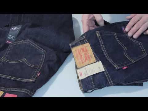 Соответствие размера джинсов | Как правильно подобрать размер джинсов