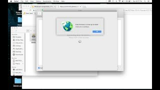 How to delete virus popup (TapuFind) from your Mac