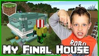 My Final House  Minecraft