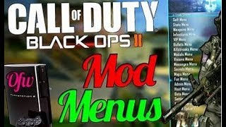call of duty black ops 2 multiplayer mod menu ps3 - TH-Clip