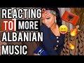 ALBANIAN MUSIC REACTION   Flori, 2Ton, Enca, Don Phenom