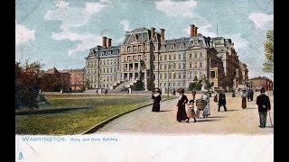 History of the U.S. State Department Headquarters: 1789 - Present