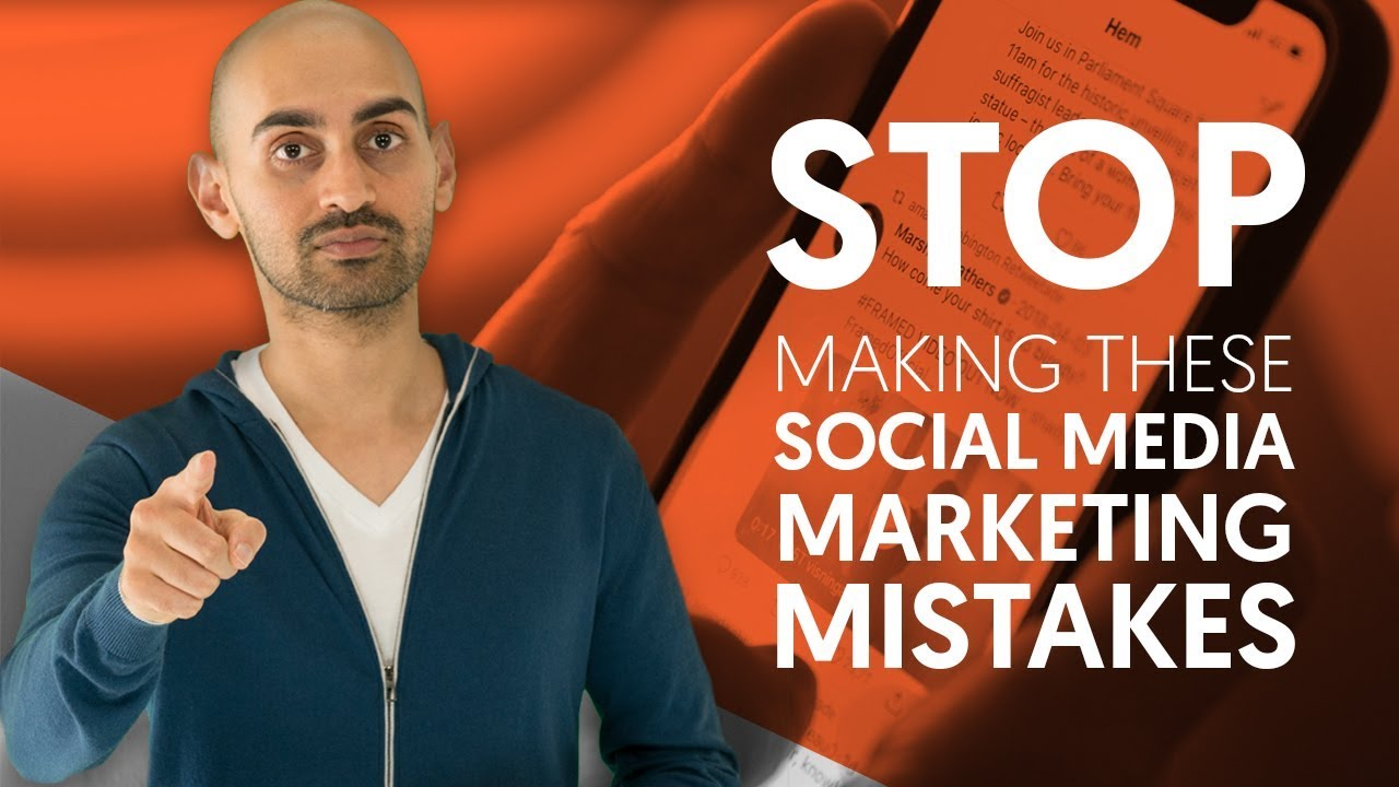 Stop Making These Social Media Marketing Mistakes