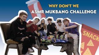 Why Don't We ASMR Mukbang challenge (Singaporean snacks edition)