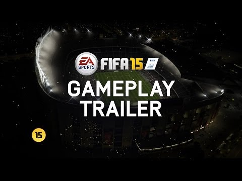 FIFA 15 - Official E3 Gameplay Trailer thumbnail