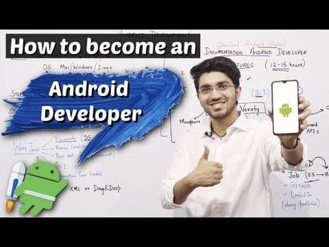 How to become an Android Developer | Step by Step | Freelancing and Placement