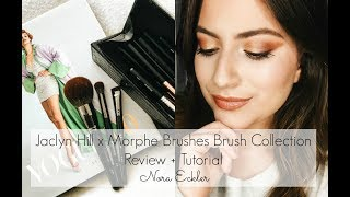 Jaclyn Hill x Morphe Brushes Brush Collection Review + Tutorial - Worth it, or not!? | Nora Eckler