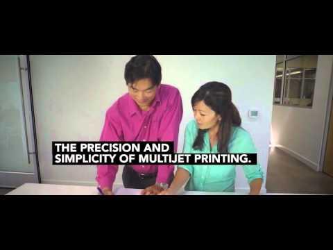 KISTERS 3D Drucker MJP 2500 Series