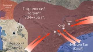 История Восточно тюркский каганат
