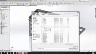 SOLIDWORKS – Editing Weldment Profile Custom Properties