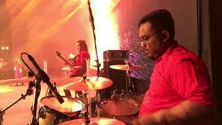 Ku Kagum Hormat Akan Engkau (Ely Kapitan) - GBI Senayan City | DrumCam