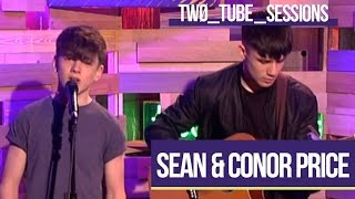 Sean & Conor Price perform Feelin Good/Seven Nations Army mashup | Two Tube