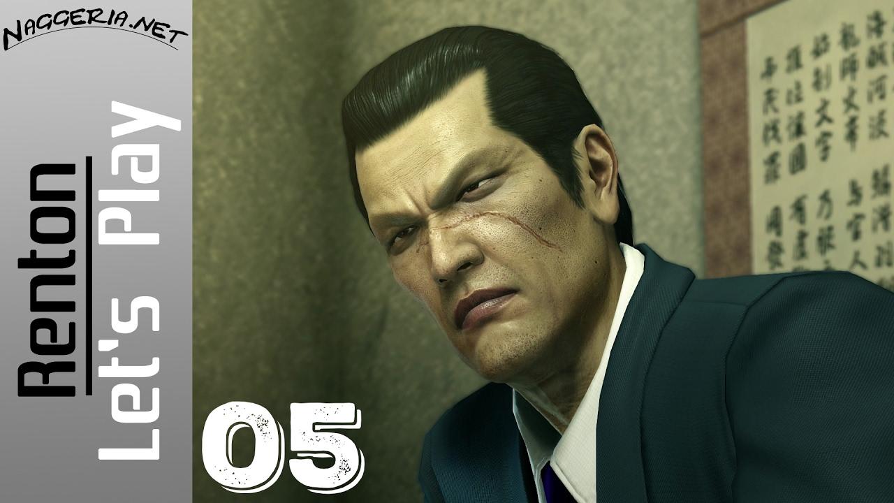Yakuza Zero – Part 5: Kashiwagi