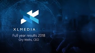 xlmedia-xlm-2018-full-year-results-interview-with-ceo-ory-weihs-28-03-2019