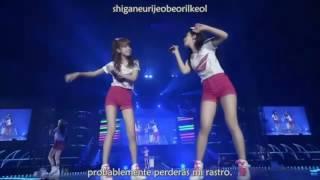 Girls' Generation SNSD   Twinkle  Girls  Peace In Seoul Sub Español