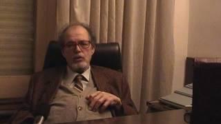 Entrevista Dr. Juan A. Portuondo Espinosa Parte 1