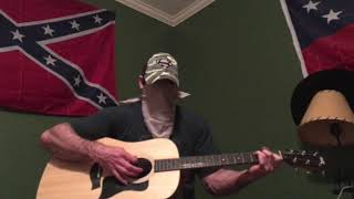 Family Reunion- David Allan Coe(Cover by The Mysterious Cover Cowboy)