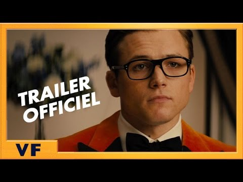 Kingsman : Le Cercle d'or - Bande Annonce [Officielle] VF HD