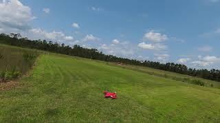 DJI FPV Observes RC YAK130 Landing