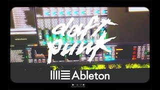 Daft Punk - Prime Time of Your Life - Ableton Vocal Re-Creation Attempt