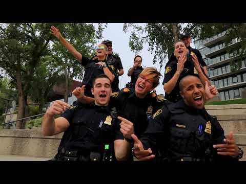 Saskatoon Police Lip Sync Video