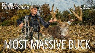 Chasing November S2E1: A Massive Buck, Public Land Buck Nest