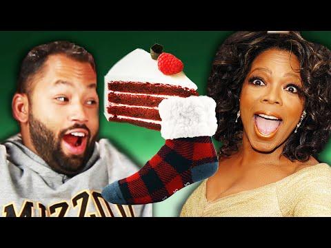 People Try Oprah's