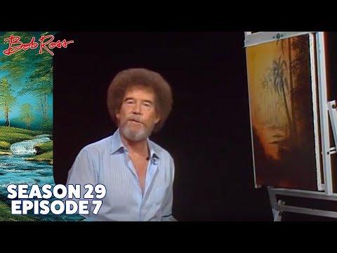 Bob Ross - Cypress Creek (Season 29 Episode 7)