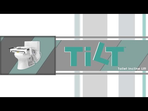 Thumbnail of the TILT® Toilet Incline Lift Installation | EZ-ACCESS video