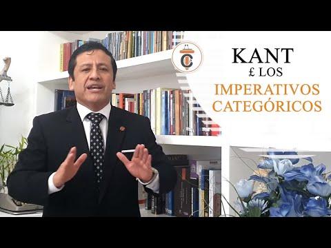 KANT Y LOS IMPERATIVOS CATEGÓRICOS - TC 157