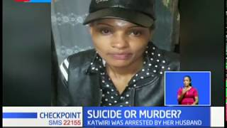 SUICIDE OR MURDER?: The mysterious death of woman in a Baba Dogo police station