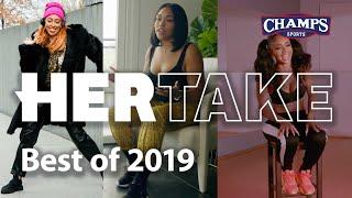 Jordyn Woods, Saweetie, Katy, Parker McKenna Posey, Draya Michele | Women of Her Take 2019
