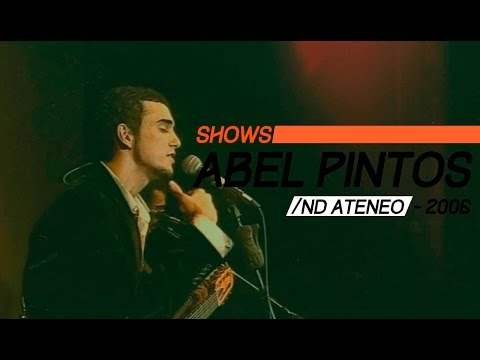 Abel Pintos video ND Ateneo 2006 - Show Completo