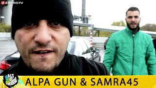ALPA GUN FEAT. SAMRA45   KATASTROPH   HALT DIE FRESSE NR. 363 (OFFICIAL HD VERSION AGGROTV)