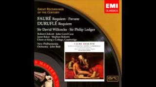 Durufle: Requiem, Op. 9