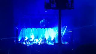 Budweiser Stage Arcade Fire - Electric Blue