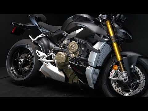 2021 Ducati Streetfighter V4 S in De Pere, Wisconsin - Video 1