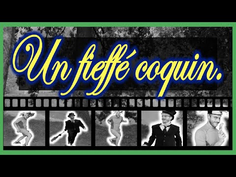 "Titre : What's Up Brault ? - ""Un fieffé coquin."" Film muet"
