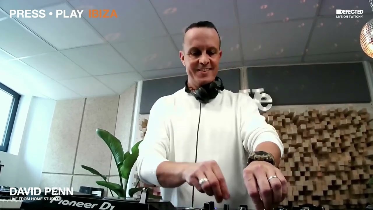David Penn - Live @ Press Play: Ibiza 2021