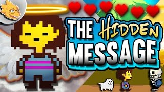 The Hidden Message of UNDERTALE's True Pacifist Route | Undertale Theory | UNDERLAB