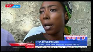 County government of Mombasa blames KEMRI for shortage of Methadone