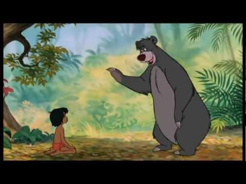 Pack El Libro De La Selva 1 Y 2 Vhs, Clásicos De Disney